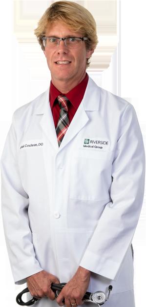 Daniel Carl Cochran, MD