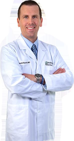 David Allan Scott, MD