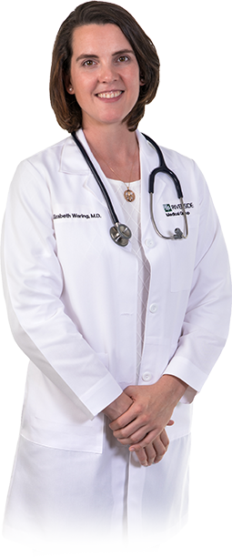 Elizabeth Fiscus Waring, MD